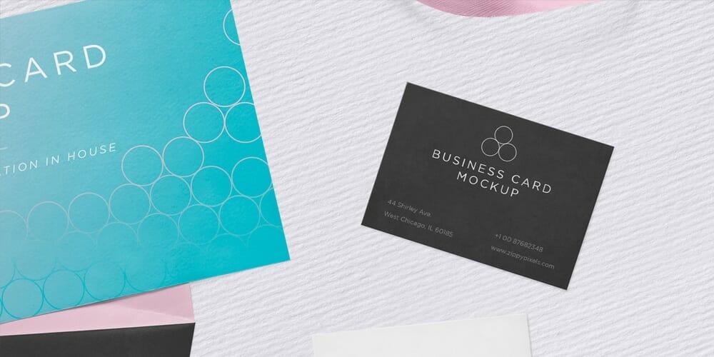 100 free business card mockup psd css author free invitation mockup psd stopboris Images