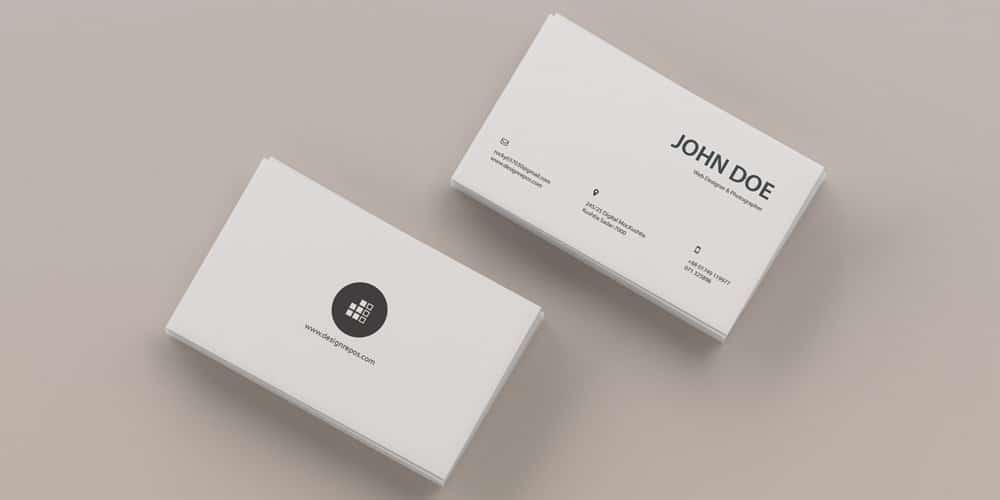 100 free business card mockup psd css author top view business card mockup psd reheart Image collections
