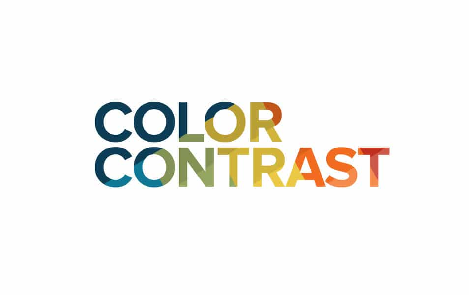 Color Contrast for Better Readability