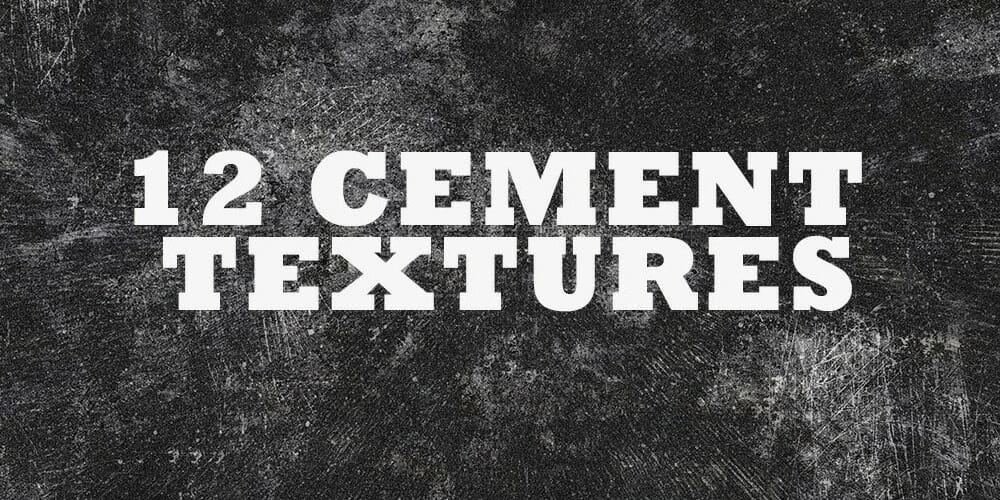 Free Distressed Cement Textures