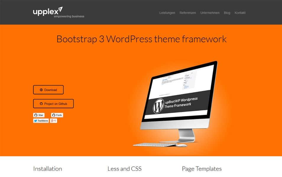 100+ Best WordPress Frameworks » CSS Author