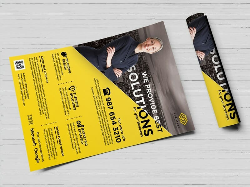 Business-Solutions-Flyer-PSD