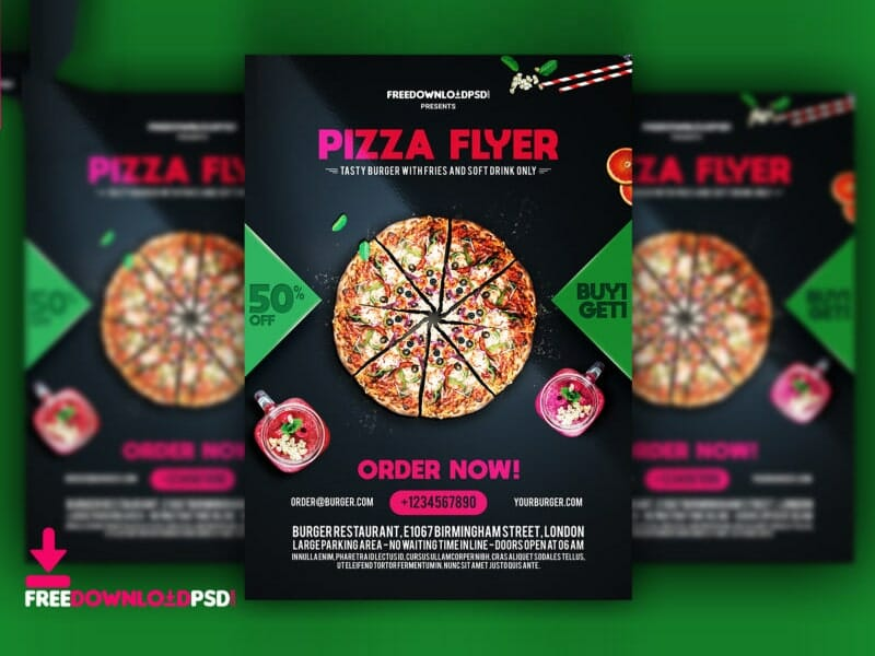Pizza-Flyer-Template-PSD