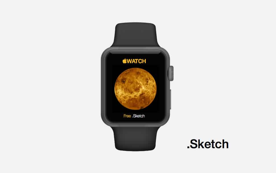 Apple Watch Sketch App