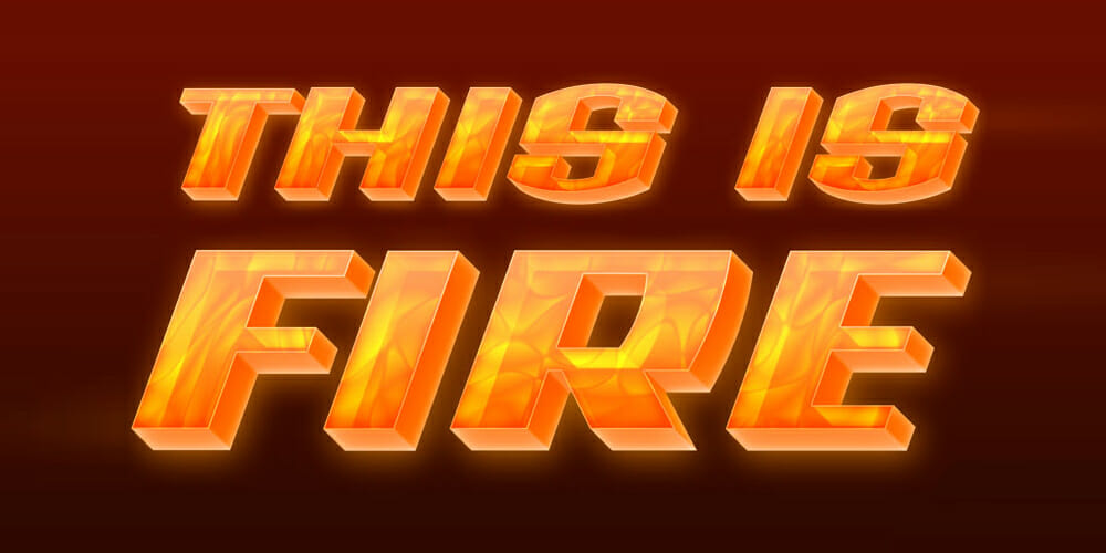 Fire-Text-Layer-Style-PSD