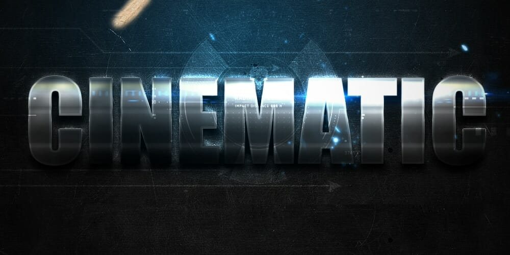 Free Cinematic Text Effects