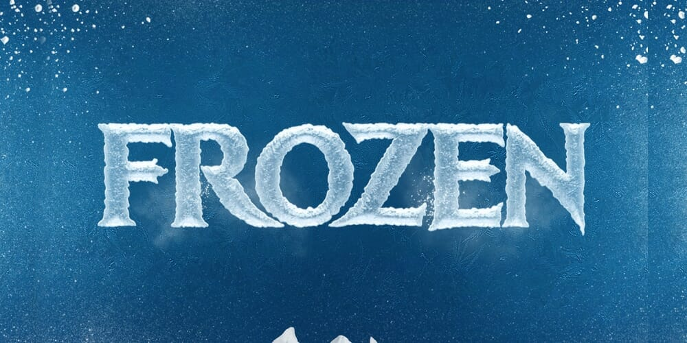 Ice Cool Text Effects