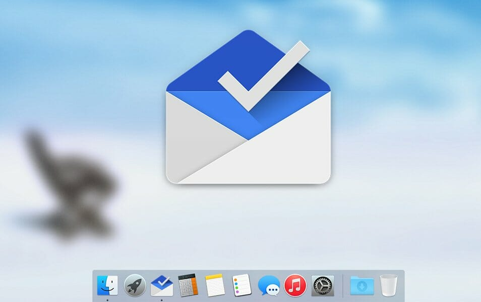 Google Inbox For OS X