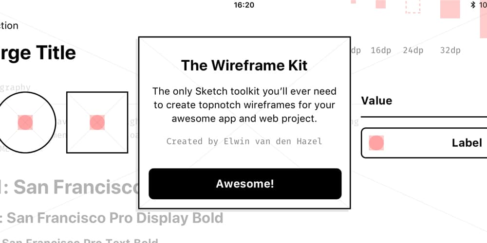 The Wireframe Kit
