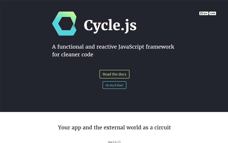 Cycle.js