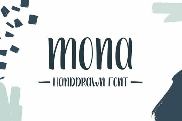 Best Free Hand Drawn Fonts CSS Author