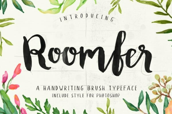 Roomfer Font