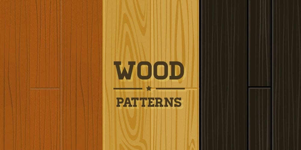 Free Wood Pattern Backgrounds PSD