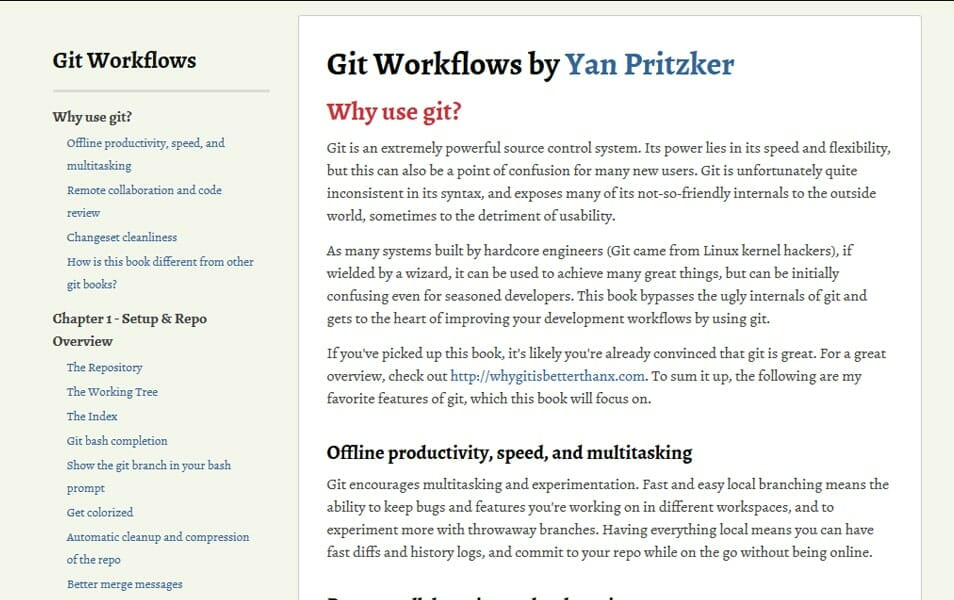 Git Workflows