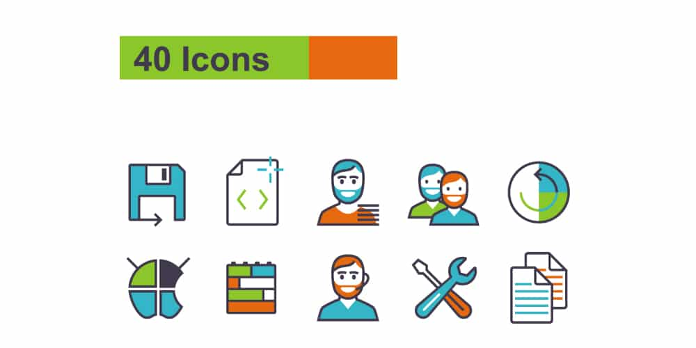 Free Multi-Interface Icons