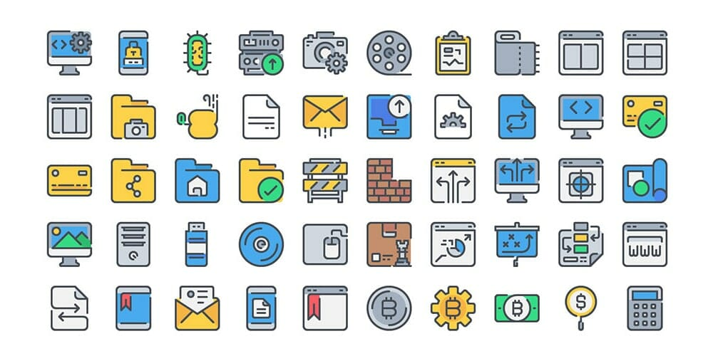 Free-Simple-Line-Icons
