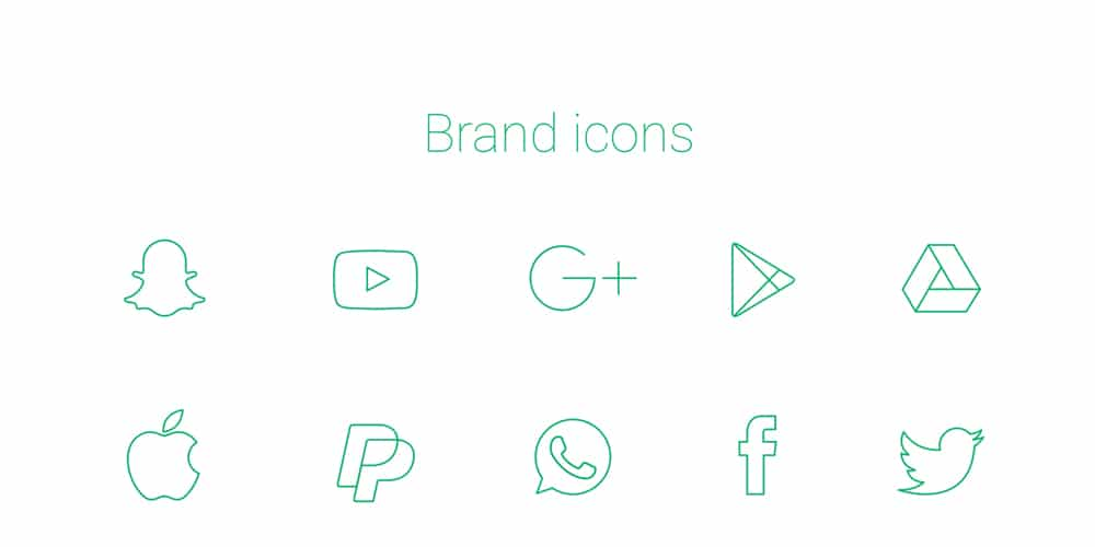 Social-media-and-Brand-icons