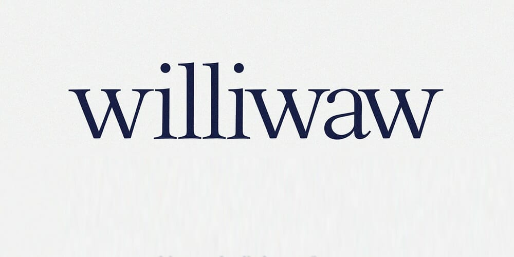 Williwaw-Book-Font