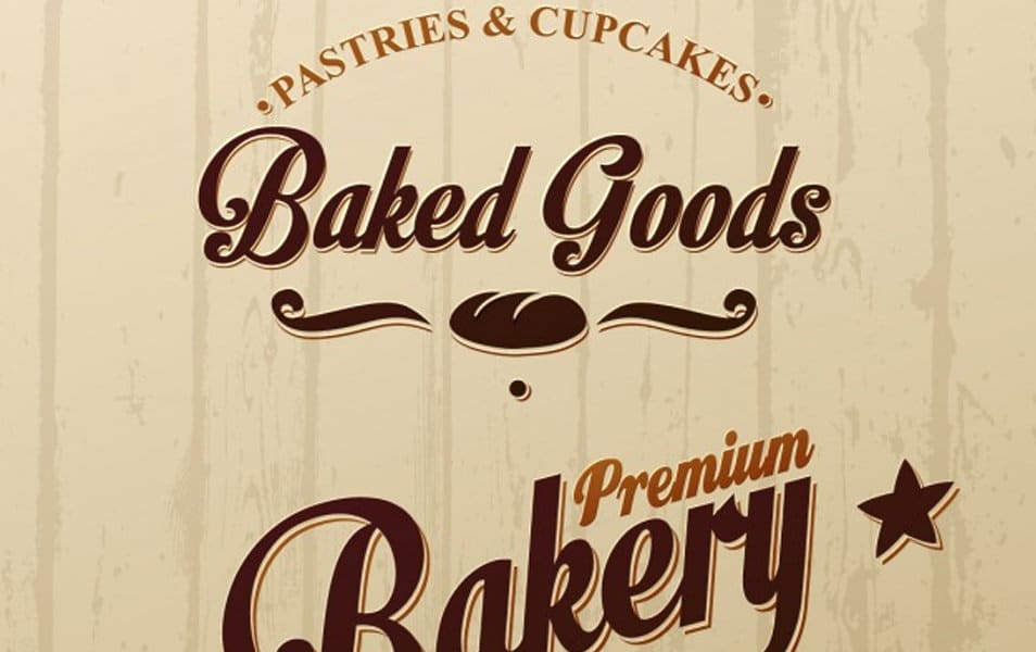 Bakery Shop Logo