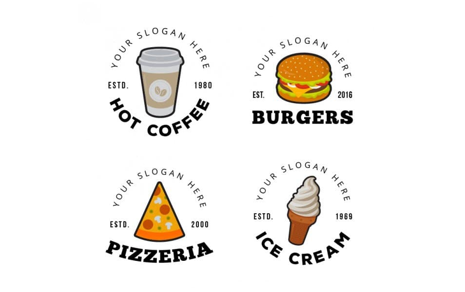 Food Logo Design