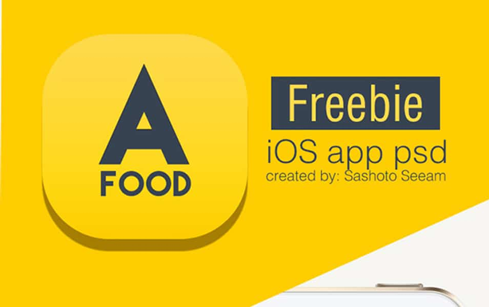 Restaurant Finder App Free Download Psd