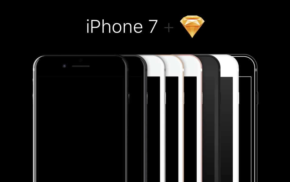 50 iphone 7 mockup designs css author