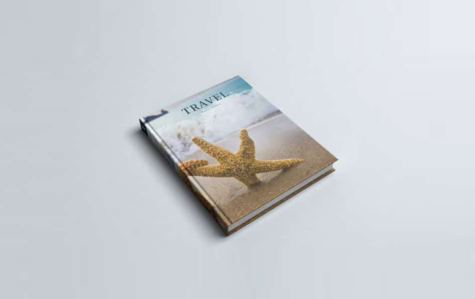 Book Cover Design Mockup