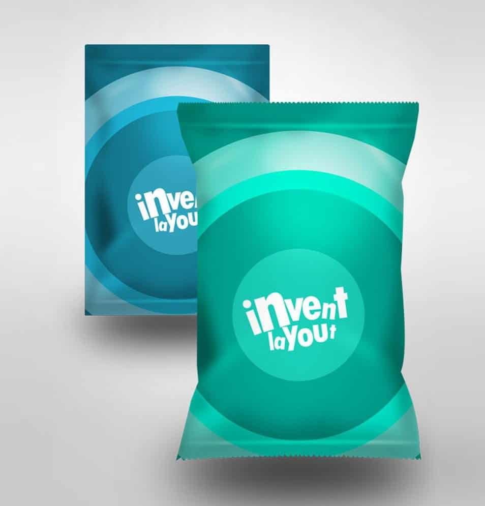 Packaging PSD