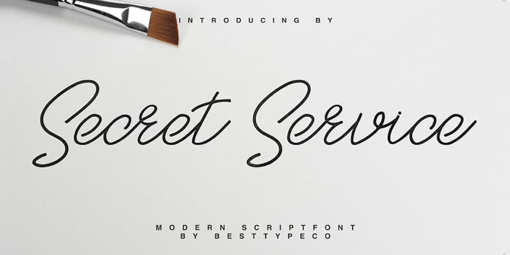 pretty script fonts
