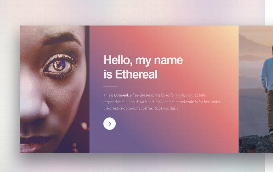 500 best free responsive html5 css3 website templates ethereal maxwellsz