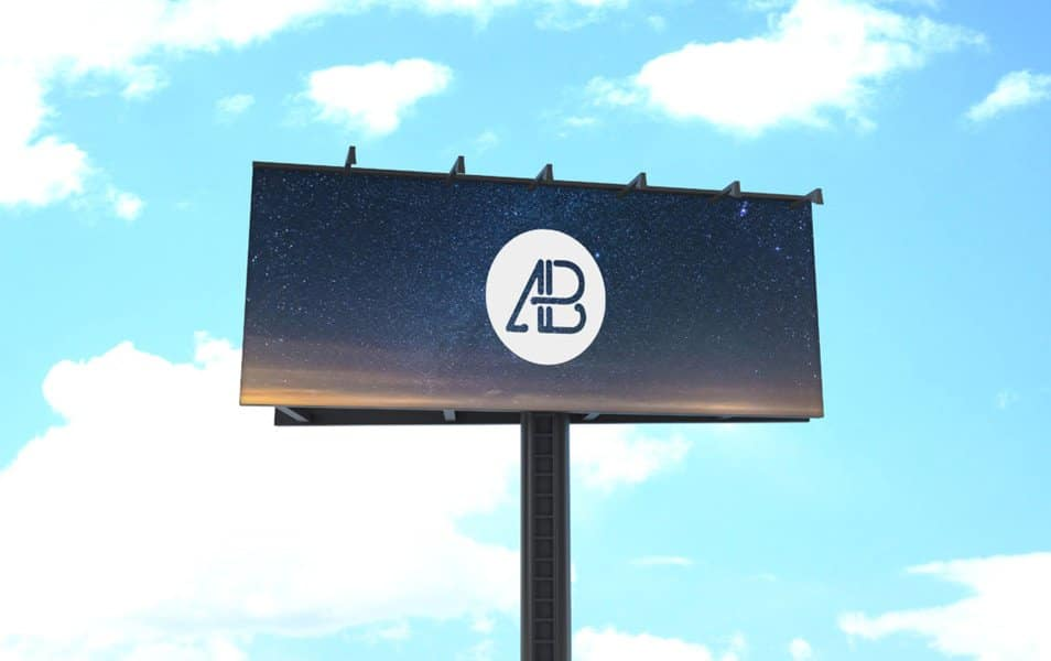 Free Billboard Mockup Vol.2