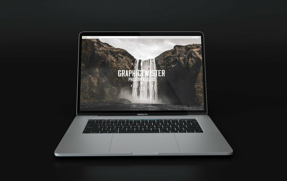 New Free MacBook Mockup