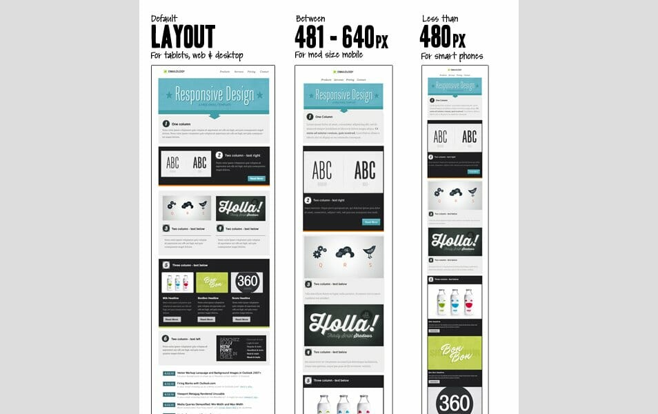 60 responsive html email newsletter templates css author free responsive email template maxwellsz