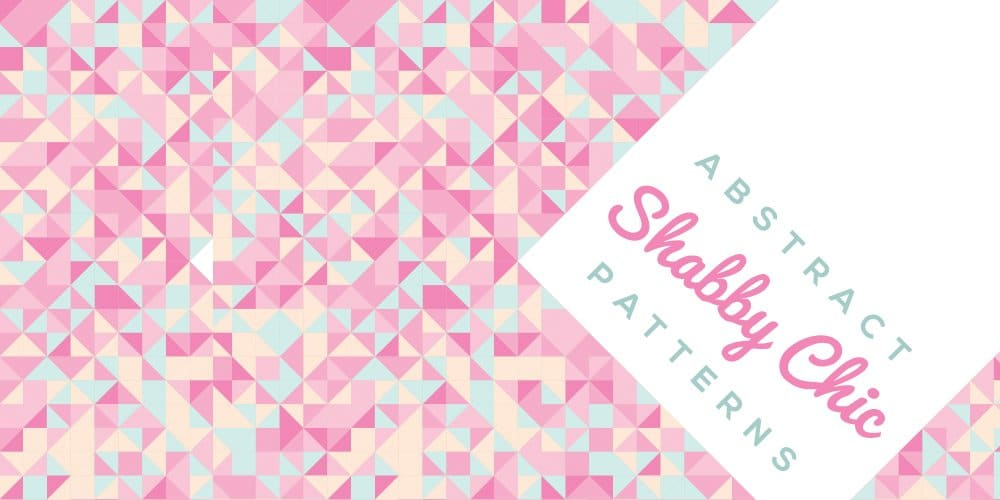 Free Abstract Shabby Chic Background Patterns