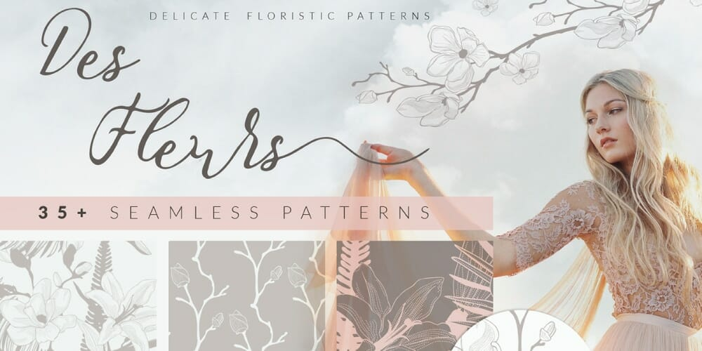 Free Floristic Patterns