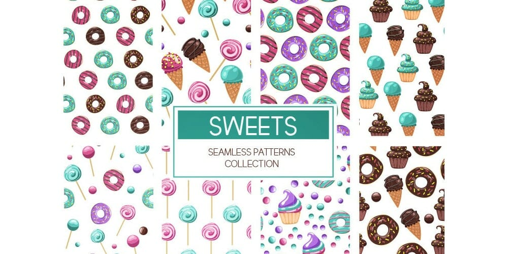 Free-Sweets-Seamless-Patterns