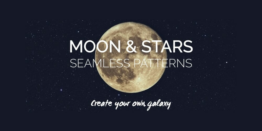 Moon-and-Stars-Seamless-Patterns