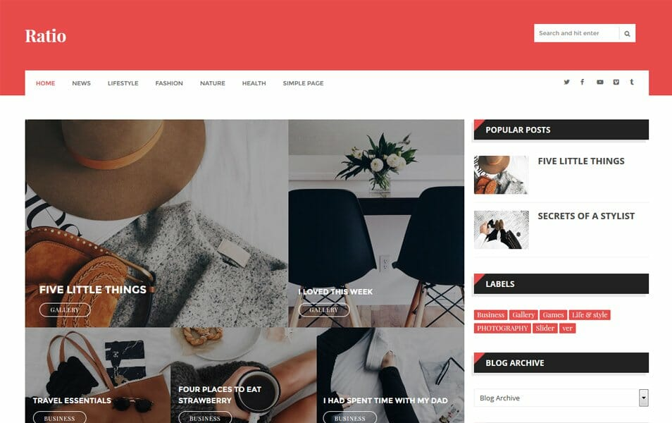 300 best free responsive blogger templates 2018 css author ratio responsive blogger template cheaphphosting Image collections