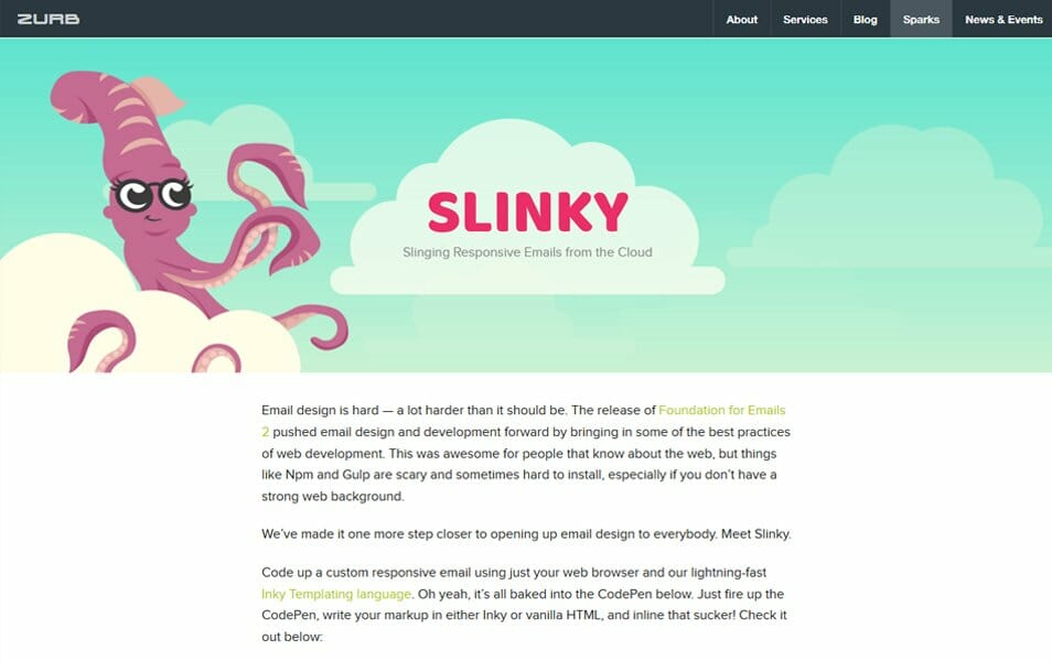 20 Best Responsive Email Frameworks Css Author