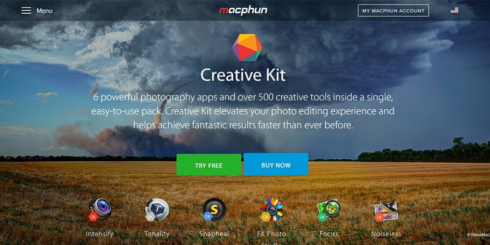 Macphun Creative Kit