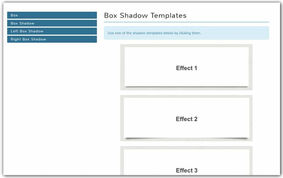 CSS Box Shadow Generator | Coveloping
