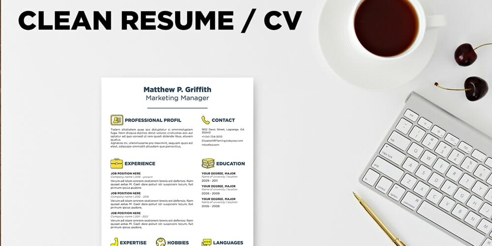 Free Resume and Cover Letter
