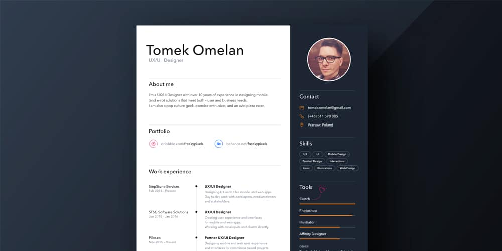 Personal-Resume-Design-Template