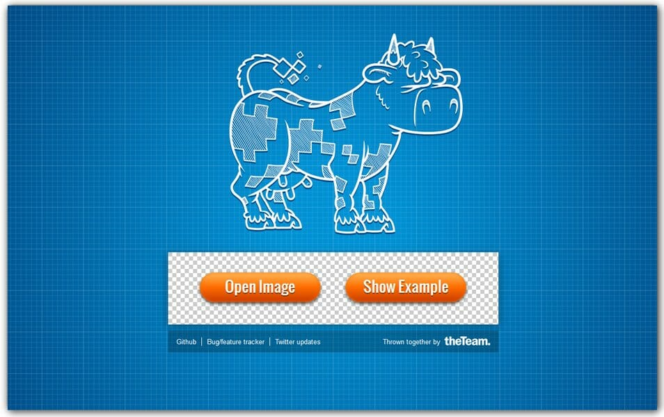 Sprite Cow | Generate CSS for Sprite Sheets