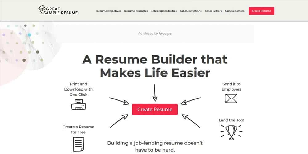 Best Online Resume Builders Free Premium Css Author