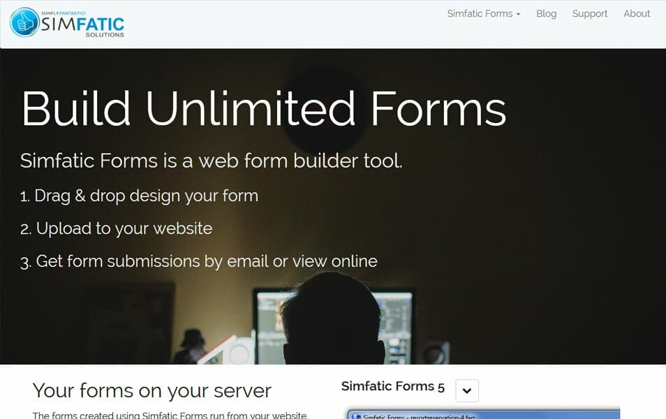 Simfatic Forms