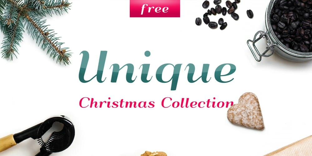 Free Christmas Collections PSD