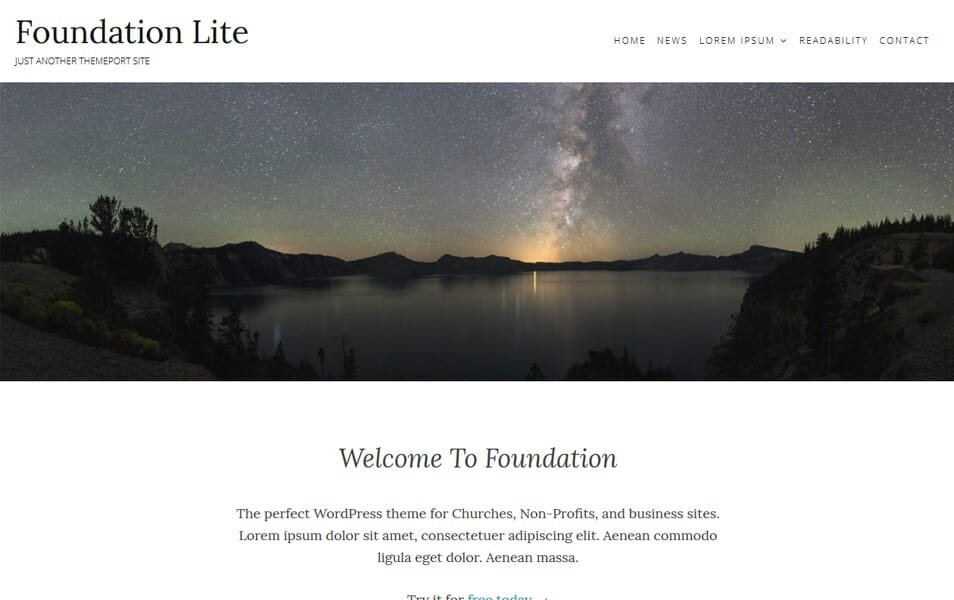Foundation Lite