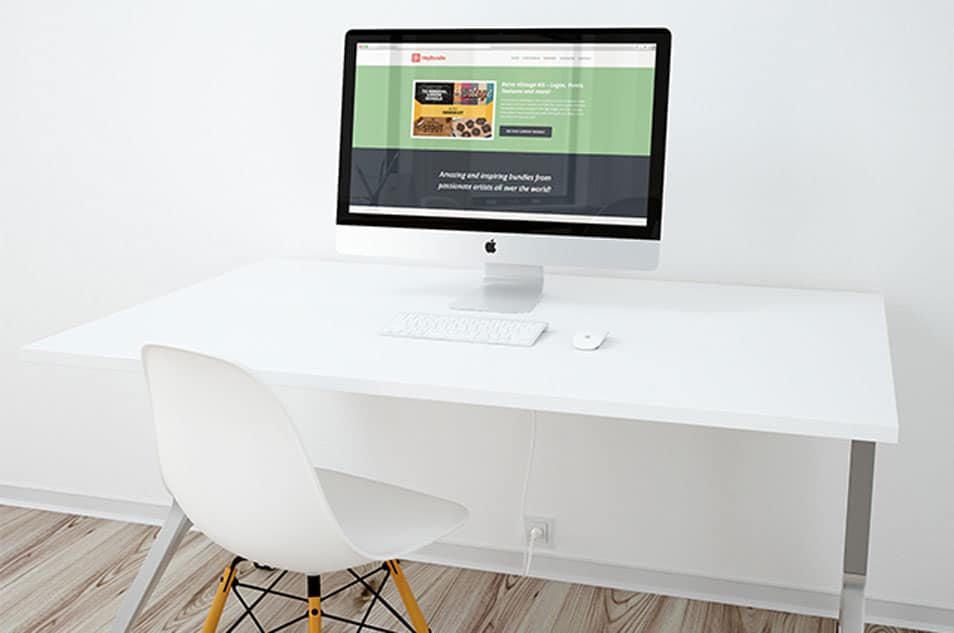 Amazing Workspace Mockup