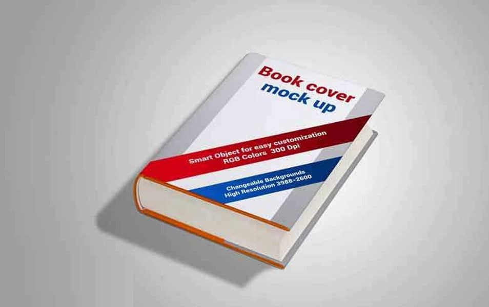 Book Designs with Book Cover Mockup